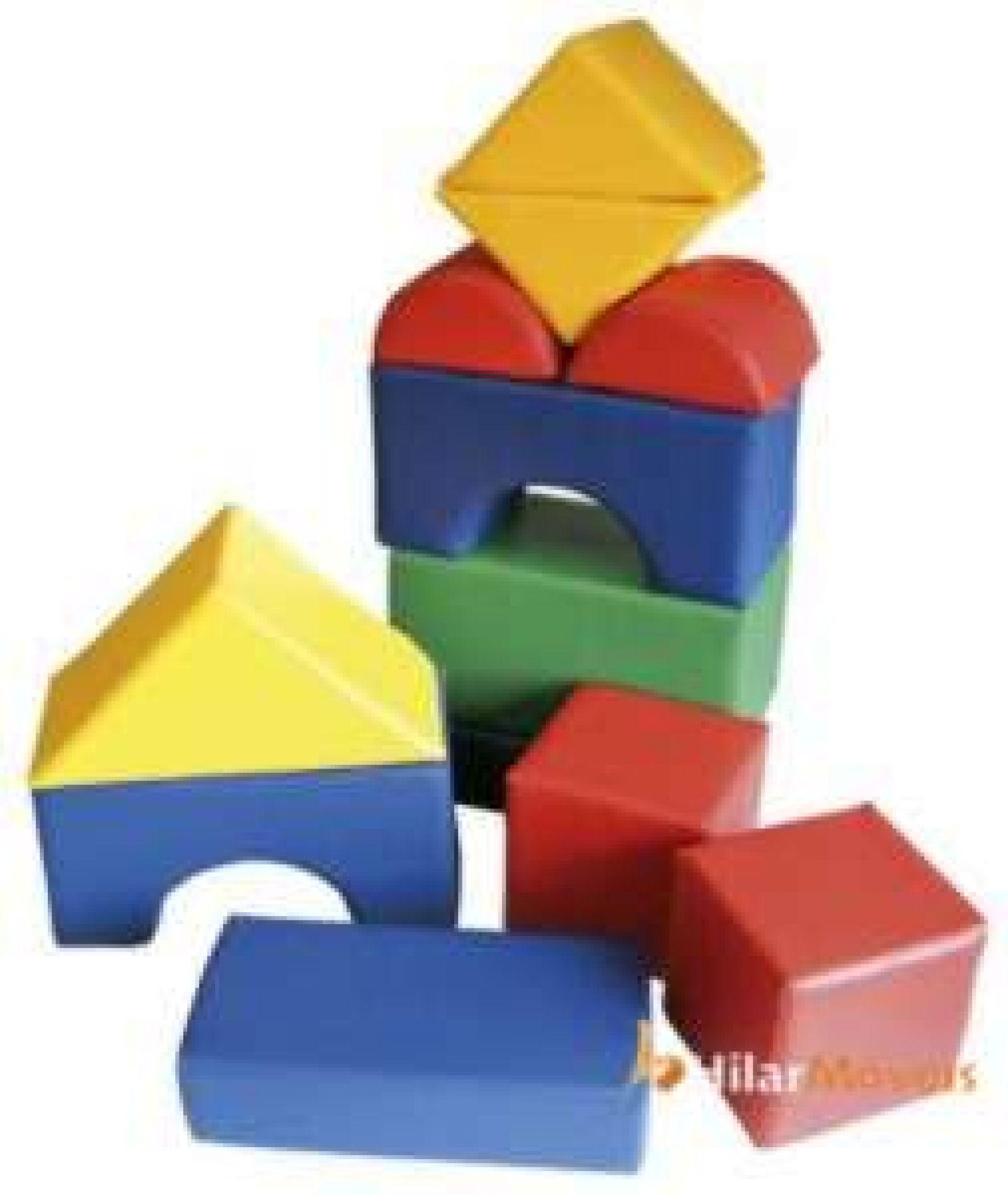 Jogo Arquitectura de 12 Peças
