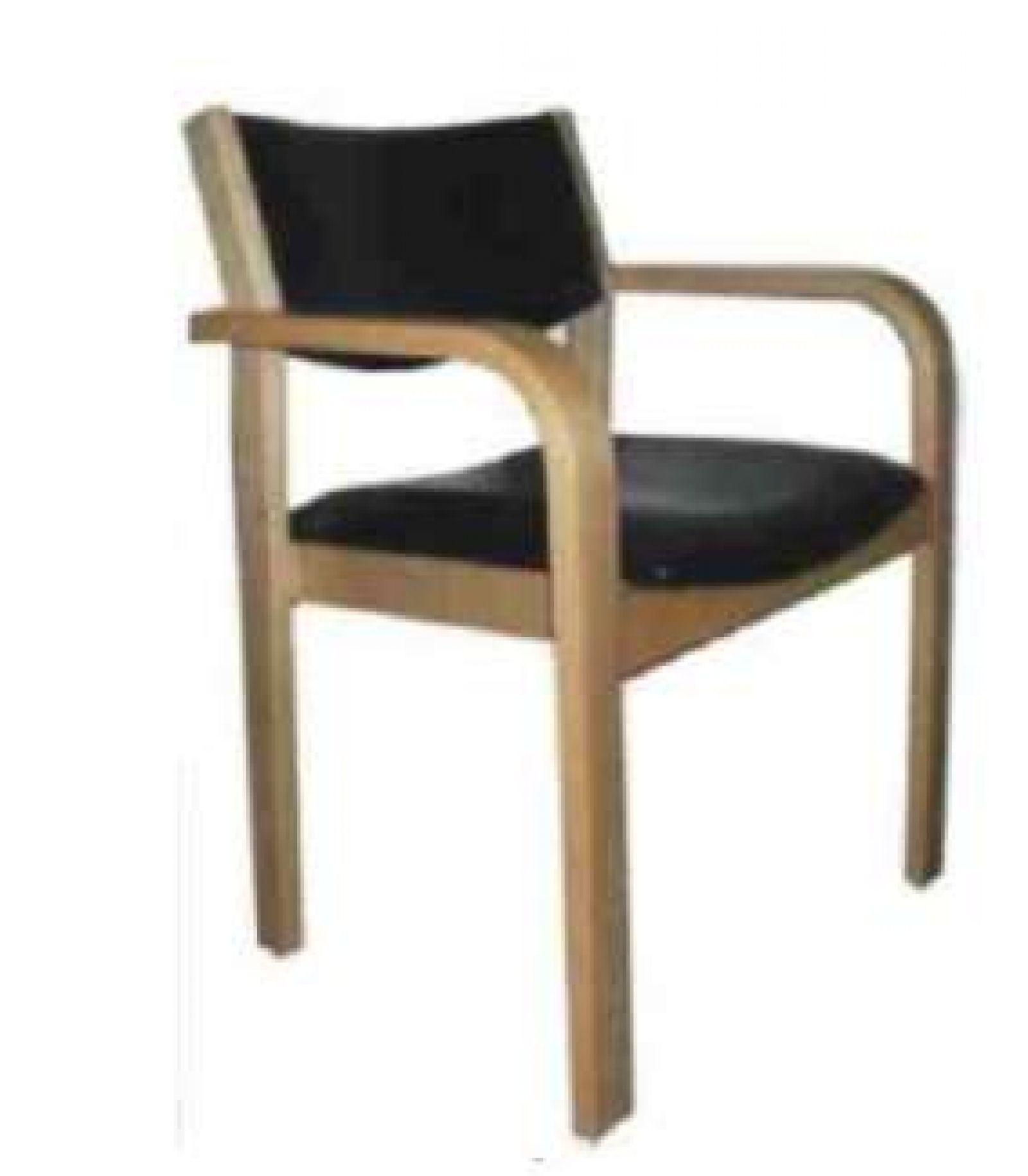 Cadeira Ergonómica com Apoio de Braços Curvos